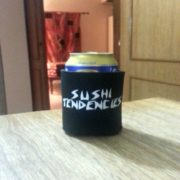 sushi tendencies koozie